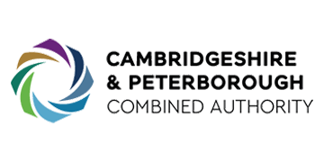 Cambridgeshire & Peterborough Combined Authority logo