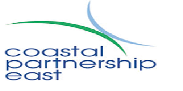 Coastal Partnership East logo