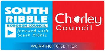 South Ribble Borough Council & Chorley Council logo