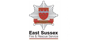 East Sussex Fire & Rescue logo