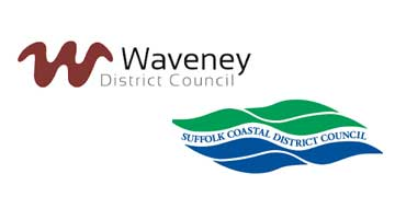 Suffolk Coastal District and Waveney District Council