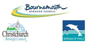 Bournemouth, Christchurch and Poole Council logo