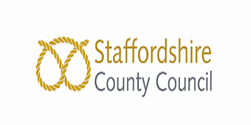 Staffordshire County Council. logo