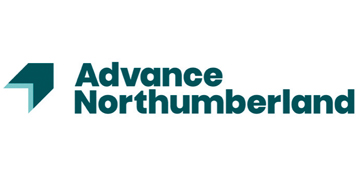 Advance Northumberland logo