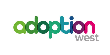 Adoption West logo