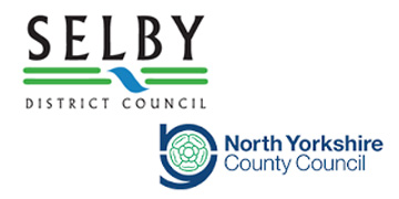 Selby & North Yorkshire Council logo