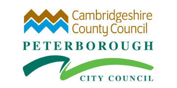 Cambridgeshire County Council & Peterborough City logo